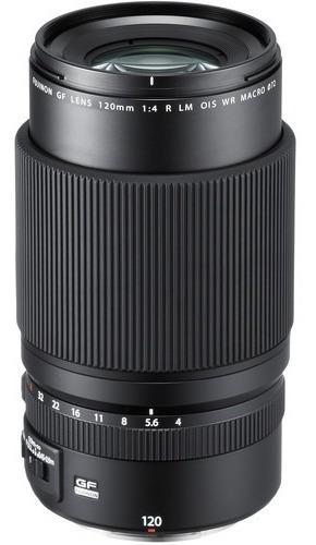 Fujifilm Gf 120mm F/4 Macro R Lm Ois Wr Lente 120