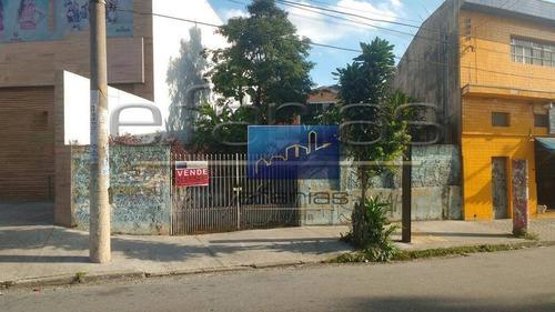 Terreno À Venda, 385 M² Por R$ 1.000.000,00 - Vila Talarico - São Paulo/sp - Te0029