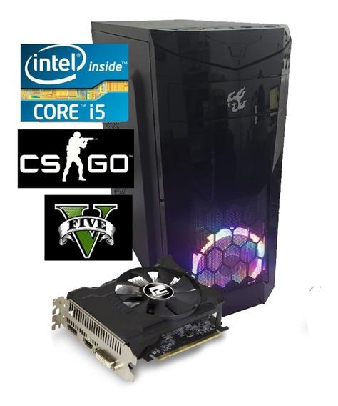 Cpu Pc Gamer Intel Core I5 3.6ghz 8gb Hd 1tb Gforce Gt-1030