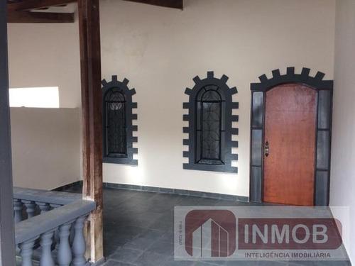 Imagem 1 de 15 de Casa Para Venda Em Taubaté, Residencial Sítio Santo Antônio, 3 Dormitórios, 2 Banheiros, 4 Vagas - So0059_1-1705024
