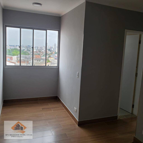 Apartamento Com 2 Dormitórios À Venda, 45 M² Por R$ 255.000,00 - Penha De França - São Paulo/sp - Ap0201