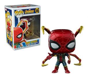 Iron Spider #300 Funko Pop Marvel Avengers Endgame Spiderman