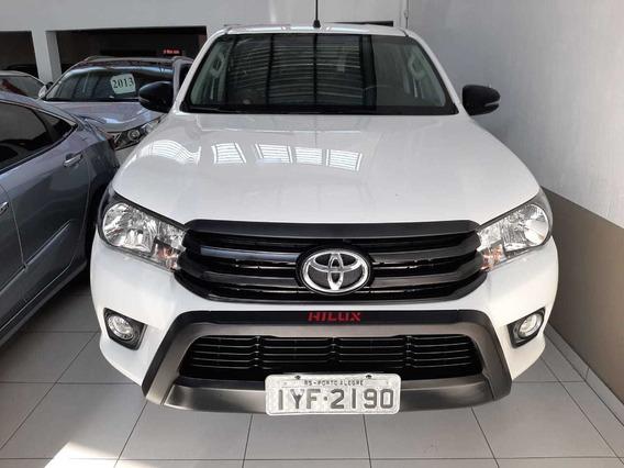 Toyota Hilux Cd 2.8 Sr Challenge 4x4 Motor 2.8 Diesel Automá