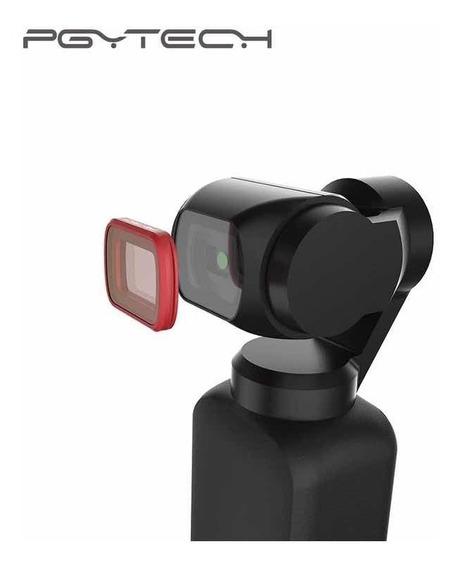 Filtro Cpl Polarizado Pgytech Pra Osmo Pocket