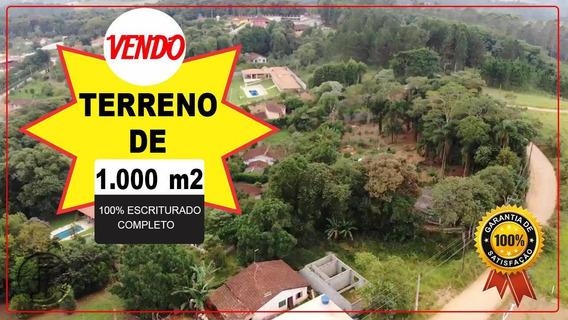32: Terreno Apenas 50 Minutos De São Paulo