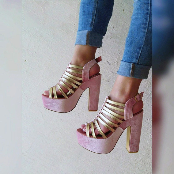 Plataformas Mujer Zapatillas