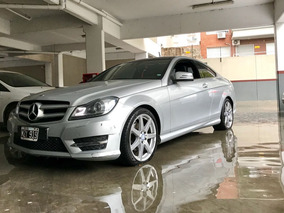 Mercedes Benz Clase C 1.8 C250 Coupe Sport B.efficiency At