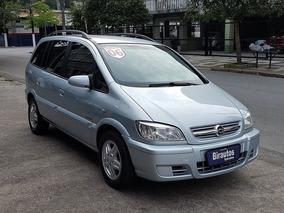Chevrolet Zafira Comfort 2.0 Mpfi 8v Flexpower, Dlm6561