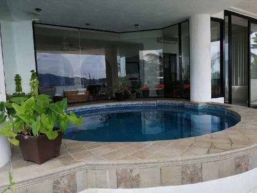 Depto Con Vista Al Mar En Fracc. Marina Brisas, Acapulco