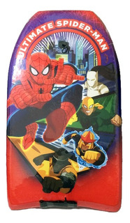 Tabla Barrenador Spider Man Board 84cm Ditoys 1959 Bigshop