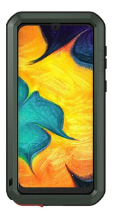 Funda Love Mei Samsung Galaxy A20 A30 Armor Vidrio Templado