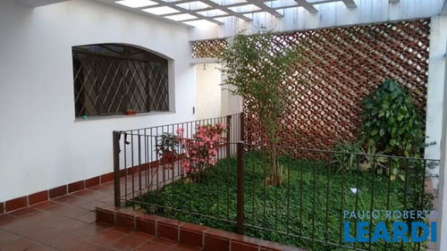 Imagem 1 de 15 de Casa Assobradada - Tatuapé - Sp - 612483