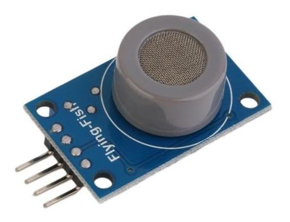 Sensor De Gás Monóxido De Carbono Mq-7 Arduino - 0146