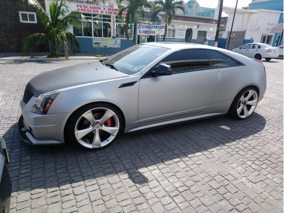 Cadillac Cts Coupe V6...dos Puertas