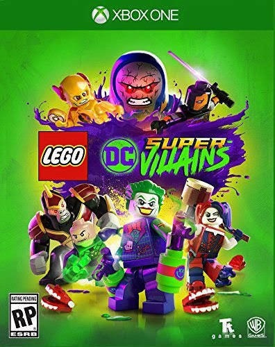 Lego Dc Super Villains Xbox Mídia Digital