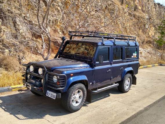 Land Rover Defender 110 Country Motor 2.5 Maxion - Ano 2003