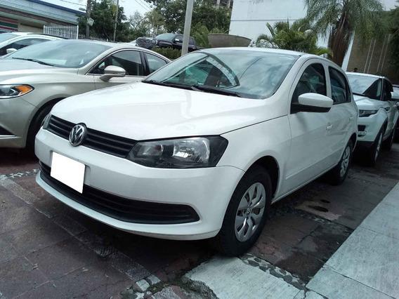 Volkswagen Gol 5p Cl L4 1.6 Man