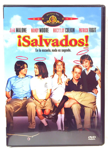 Mandy Moore Salvados Dvd Original Nuevo