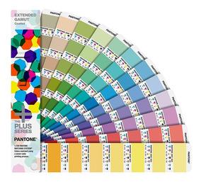 Guia Extendida Gama Cubierta Muestrario Color Pantone Gg7000