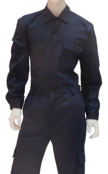 Conjunto Camisa Y Pantalón De Trabajo Uniforme De Trabajo