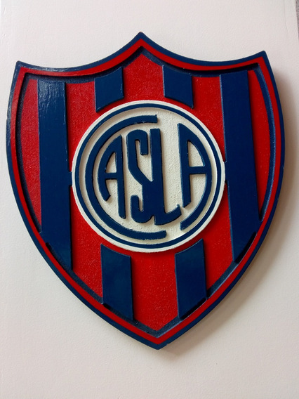 Escudos De Futbol En Madera - Varios Clubes