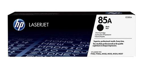 Cartucho De Toner Hp 85a Negro Laserjet Original