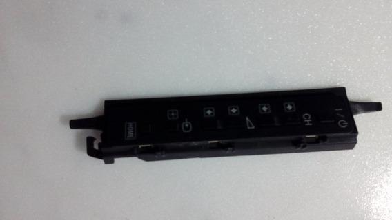 Placa Teclado Volume Power Da Tv Sony Modelo E168066