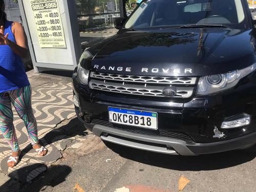 Land Rover Evoque I/lr Evoque Pure P5d