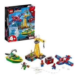 Lego Marvel Dock Ock Diamond Heist