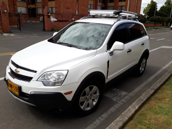 Chevrolet Captiva 2011 2.4 At