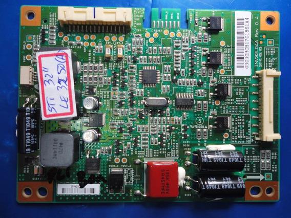 Placa Pci Led Driver Inverter Inv32l04a Rev 0.4 Le3250