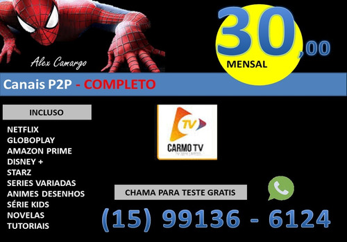 Canais Abertos, Tv Box.