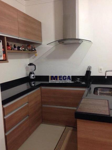 Casa Com 2 Dormitórios À Venda, 147 M² Por R$ 380.000 - Parque Via Norte - Campinas/sp - Ca1428