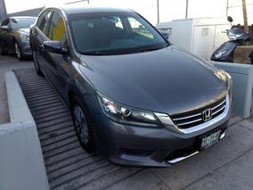 Honda Accord 2013 4p Lx Sedan L4 Tela Cvt
