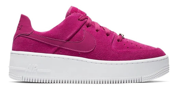 Nike W Af1 Sage Low Zapatillas Mujer Urbanas Ar5339-600