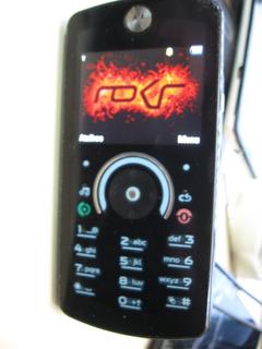 Motorola Rokr E8 Funcionando 100%, Sem Bateria E Carregador