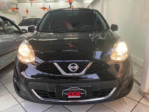 Nissan March 2016 1.0 12v S 5p