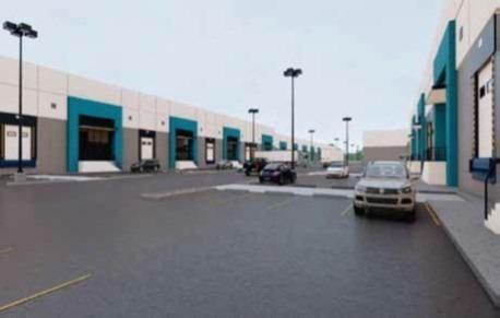 Bodega Nueva En Venta / Grandpark Escobedo