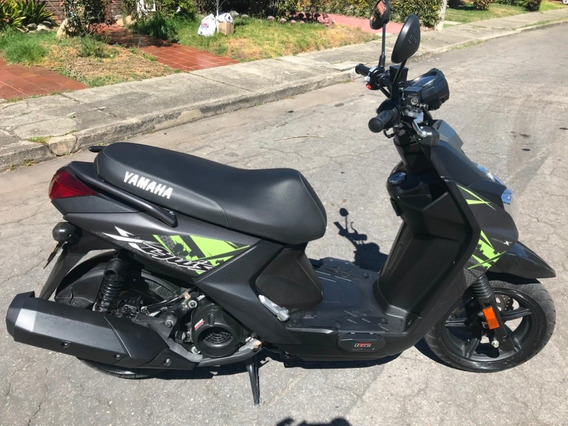 Yamaha Bws Fi Negra