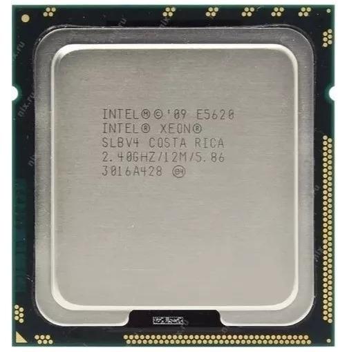 Processador Intel Xeon E5620 2,4ghz 12mb 5.86