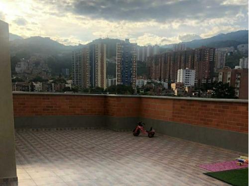 Imagen 1 de 14 de Venta Apto Penthouse En Calasanz Parte Baja