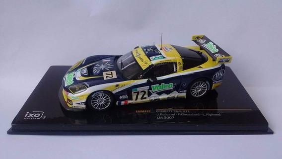 Ixo 1:43 Chevrolet Corvette C6-r Le Mans 2007 #72