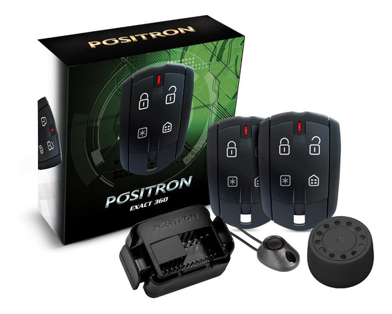 Alarma Auto Pst Positron Ex 360 Impacto Nuevo Modelo