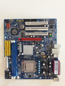 Placa Mãe Ddr2 + Processador Pentium 4