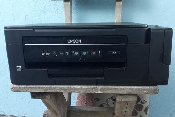 Impressora Epson L396 Não Liga