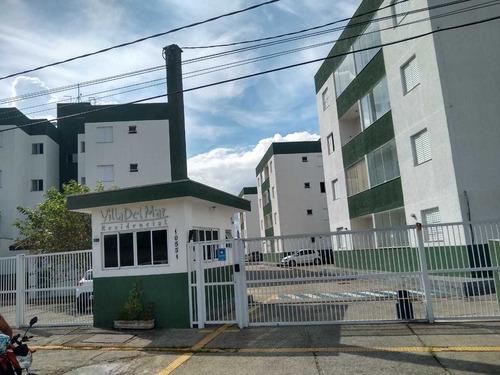 Imagem 1 de 12 de Apartamento Perto Da Plataforma De Pesca Mongaguá 8306 N