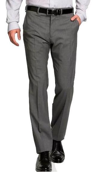 Pantalon Vestir Hombre Oficina