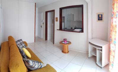 Apartamento Aluguel Anual - 01 Quarto Balnerio Camboriú - 395