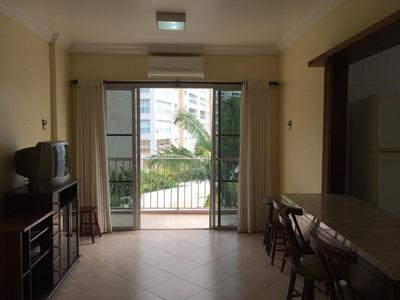 Apartamento Em Loteamento João Batista Julião, Guarujá/sp De 70m² 1 Quartos Para Locação R$ 1.400,00/mes - Ap224511