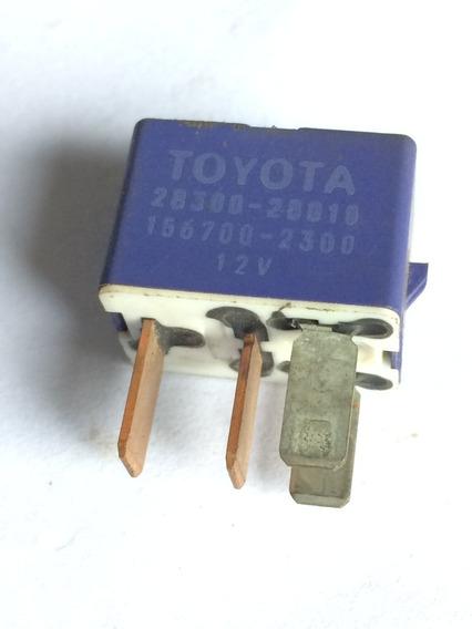 Rele Azul Para Toyota 2830028010 Original